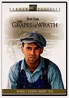 The Grapes of Wrath @ DVD 813.52 St3 2004