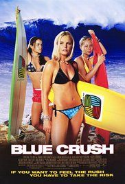 Watch Blue Crush Movie. As a hard-core surfer girl prepares for a big competition, she finds herself falling for a football player.