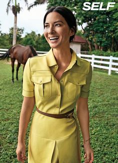Olivia Munn: Get to Know Our November Cover Girl | The Newsroom's Olivia Munn is up for anything—even learning to ride horses for a role. Now, it's her career that's flying out of the gate.