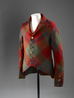 Scot Meacham Wood Home proudly presents our curated lifestyle collection with a fresh take on traditional Scottish textiles and home accessories. Enjoy these images that inspire us and shop for. Tartan Clothing, Scottish Clothing, Antique Clothing, Historical Clothing, Gilet Costume, Vintage Outfits, Vintage Fashion, Men's Fashion, Victorian Men