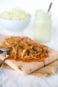 Café Rio pork just like you'd get in the restaurant. Now you can make it at home in your slow cooker!