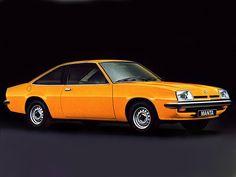 Opel Manta (1975 – 1988).