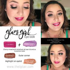 I love everything about this makeup look! So fun, playful, and perfect for spring or a girls day. Full SeneGence face using Makesense Foundation in shade Tan, shadowsense and lipsense. Want to learn how I do these looks? Join my VIP group on FB! Link: www.theliplair.com  #lipsense #shadowsense #makeuptutorials #makeuphowto #eyeshadowtutorial #tutorial #eyeshadow #lipstick