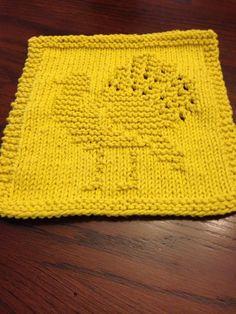 Turkey Cloth - Knitting