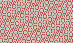 Typographic Patterns on Behance