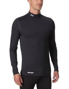 Sporting Goods Shirts Under Armour Coldgear Compression Crew Herren Training Shirt Longsleeve Sport Utmost In Convenience