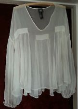 Lovely Lilith silk blouse