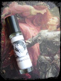 APHRODISIA  mystical sensual perfume oil 10ml roll on wild