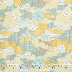Wee Ones Flannel - Sweet Glow Yardage from Missouri Star Quilt Co