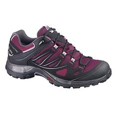 Womens Salomon Ellipse GTX Hiking Shoe