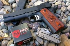 Springfield Armory Range Officer 1911 | Outdoor Channel