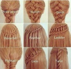 Add new braids to your hair vocabulary.