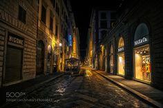 Florence | Via dei Calzaiuoli | (2016) by federico_loddo