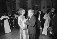 Truman dancing with Princess Lee Radziwill (Jackie O's sister)