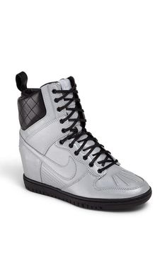 Nike 'Dunk Sky Hi' Hidden Wedge Sneaker Boot