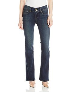 PAIGE Women's Hidden Hills Boot Petite, Penrose, 28 * You can get additional details at the image link. #WomensJeans