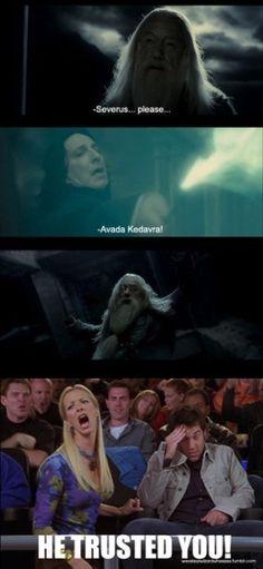 hahaha phoebe!