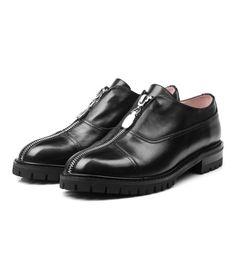 Стильные черные туфли 18430 Beratroni фото 2