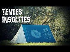 Tipis et tentes de jardin originaux et insolites