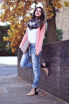 stylissim: fluffy jacket