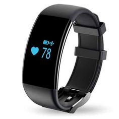 Heart Rate Waterproof Wrist Band Swimming Sleep fitness Tracker Smart Band Bluetooth Pedometer Bracelet fitbits for iOS Android