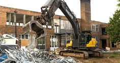 Volvo Standard demolition - Introduction