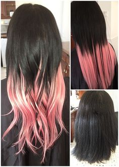 How to micro ringloop hair extensions helpful things totally in love with baby pink dip dye gorgeous head of baby pink micro ring pmusecretfo Choice Image
