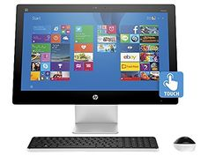 HP 23q014 23Inch Display AllinOne PC Intel 31 GHz Core i3 processor 8 GB DDR3L RAM 1 TB 7200 rpm SATA Hard Drive Windows 81 64 bit Operating System * Read more reviews of the product by visiting the link on the image.