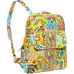 Vera Bradley Backpack Provencal - Provencal - via eBags.com!
