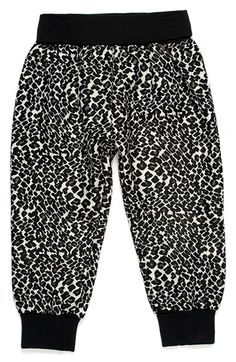 KARDASHIAN+KIDS+Leopard+Jacquard+Pants+(Toddler+Girls)+available+at+#Nordstrom