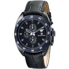 c3a96395bea3 Men s Emporio Armani Watch Sportivo AR5916 Chronograph... for sale online  at Crivelli Shopping