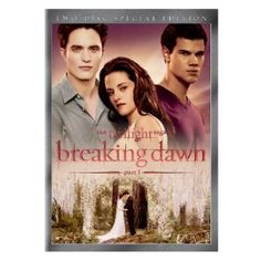 The Twilight Saga: Breaking Dawn - Part I (Two-Disc Special Edition) - DVD