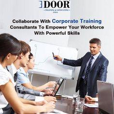 35 Door Training Consulting India Ideas Train Consulting Soft Skills Training