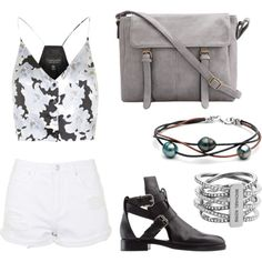 Featuring fashion style Topshop Pierre Hardy Michael Kors
