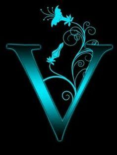 A Alphabet Love Wallpaper You can download V Alp...