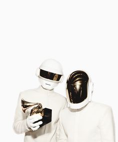 hyungs: Daft Punk at 56th Annual Grammy Awards