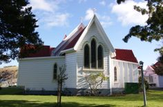 All Saints Church, Taradale, Hawkes Bay All Saints, Shed, Outdoor Structures, Country, Building, All Saints Day, Lean To Shed, Rural Area, Buildings