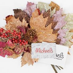 Enter to win a Michael's gift card!