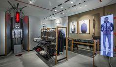 Stone Island flagship store by Zeichenweg, Munich   Germany