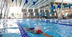 With many indoor pools and even an outdoor one, there are lots of places to swim in Langley!