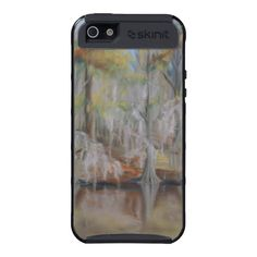 Waccamaw River Impressions Case For iPhone 5