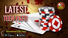 India's Best Free Teen Patti App. ... We invited you all to play enjoy @latestteenpattigame with different variations and get chace to win free 2 crore chips. ... So what are you waiting for? Let's play guys !!