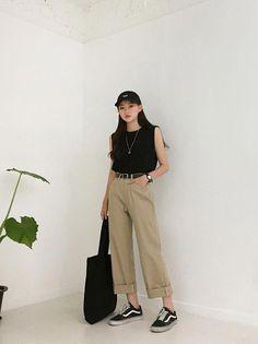 korea fashion Fashion Inspo Summer Grunge 15 New Ideas Fashion Inspo Summer Grunge 15 New Ideas Korean Fashion Trends, Korea Fashion, Asian Fashion, Look Fashion, Girl Fashion, Fashion Outfits, Fashion Tips, Fashion Ideas, Korea Summer Fashion