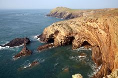 Wales Coastal Path, Paths, Outdoor, Outdoors, Outdoor Games, The Great Outdoors