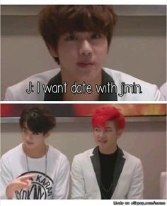 death glare of jikook and namjin