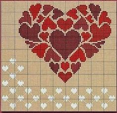 Pinned using PinFace! Cross Stitch Christmas Cards, Cross Stitch Cards, Cross Stitching, Cross Stitch Embroidery, Cross Stitch Kitchen, Cross Stitch Heart, Cross Stitch Designs, Cross Stitch Patterns, Beginning Embroidery