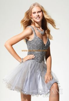 Terani Prom Terani Prom Estelle's Dressy Dresses in Farmingdale , NY Bridesmaid Dresses With Sleeves, Dressy Dresses, Prom Dress 2013, Homecoming Dresses, Dresses 2013, Terani Dresses, Little Dresses, Special Occasion Dresses, New Dress