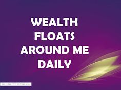 30 Successful Affirmations for Money19