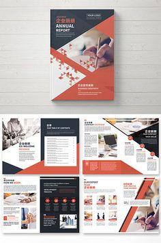 Designing Brochure In Word Graphic Design Brochure, Brochure Design Inspiration, Brochure Layout, Branding Design, Brochure Ideas, Identity Branding, Visual Identity, Brochure Template, Flyer Template