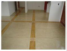 Sim, isto mesmo piso de cimento queimado pode ficar muito lindo em sua casa e deixá-la com um ar super atual!  O cimento queimado foi largam...